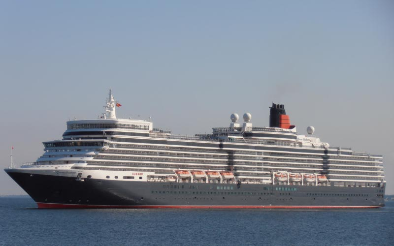 Cunard Line -* World Cruise Sale
