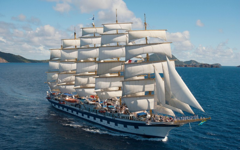 Star Clippers - *Holiday Cruise Sale
