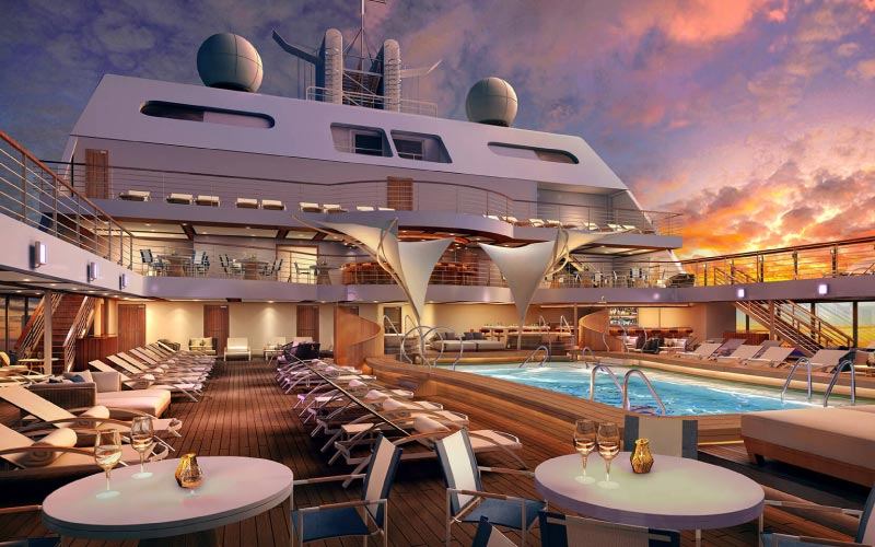 Seabourn -* National Cruise Month