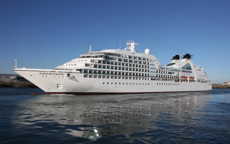 Seabourn -* World Cruise Sale