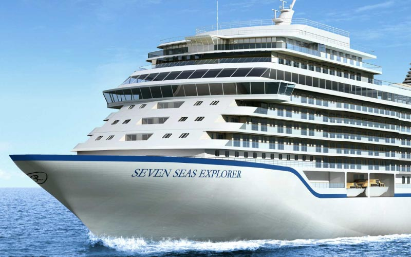 Regent Seven Seas Cruises-* Last Days of Wave