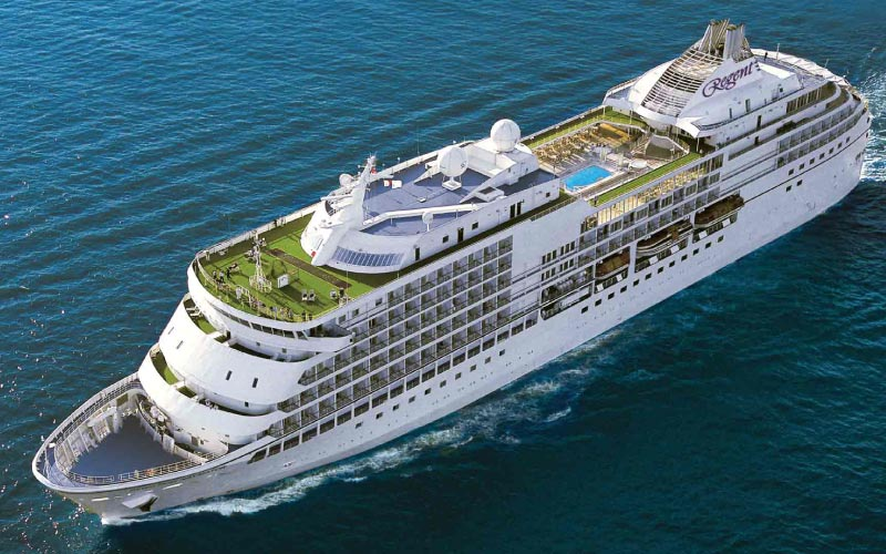 Regent Seven Seas -* World Cruise Sale