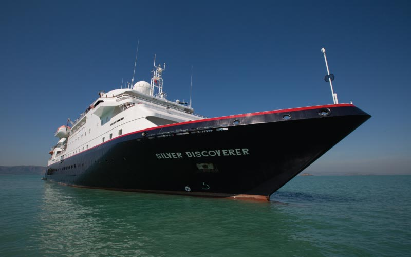 Silversea Asia Sailings