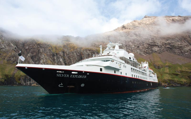 Silversea -* Expedition Cruises