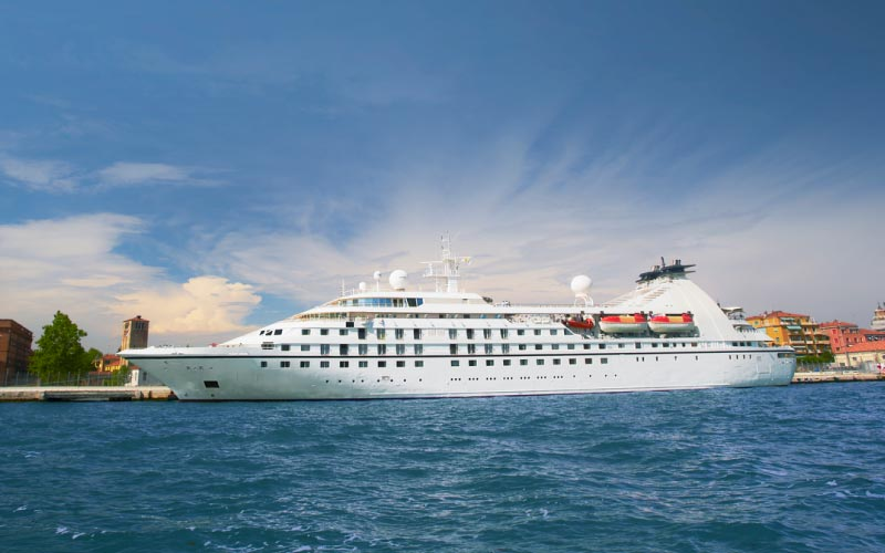 Windstar Cruises -* Double Amenities or Perks Cruise Sale