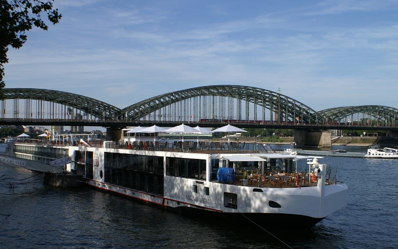 Viking River Cruises -* National Cruise Month