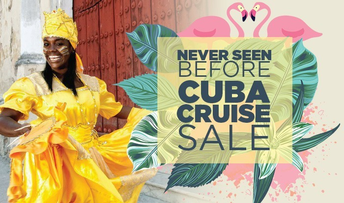 ALL CUBA VOYAGES ON SALE! LAST CHANCE TO ADD EXTRA BONUS PERKS TO YOUR NEXT CRUISE!