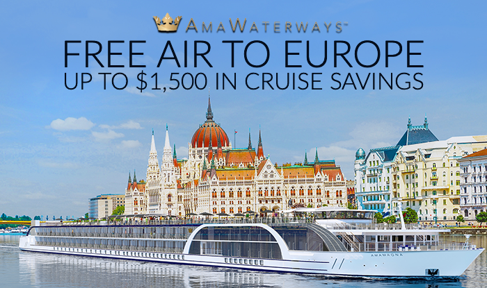 Amawaterways River Cruise Sale - New Experiences & Itineraries