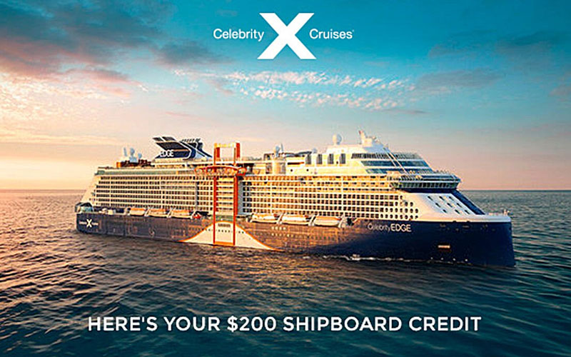 Celebrity Cruise Night - Receive Up to $200 Shipboard Credit