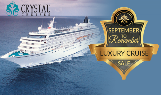 Crystal Cruises September to Remember