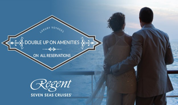 Double up On Exclusive Amenities on your Regent Experience