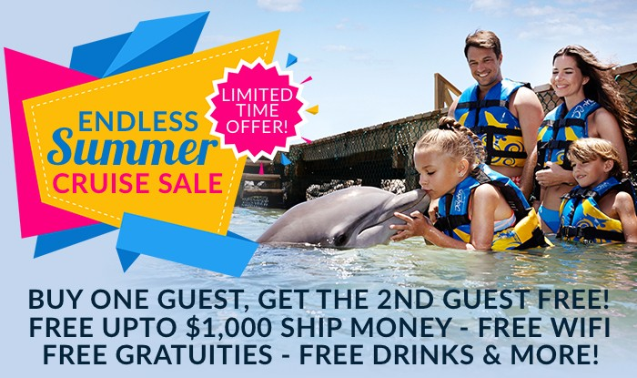 Endless Summer Cruise Sale!