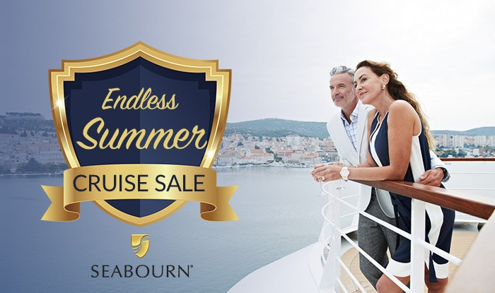 ENDLESS SUMMER SEABOURN CRUISE SALE