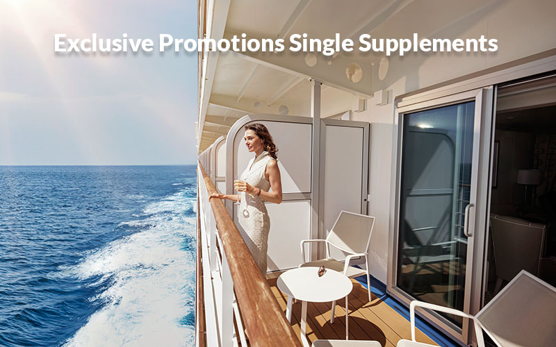 Exclusive Promotions Single Supplements