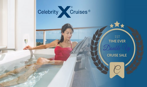 Get Double the Perks on your Modern Luxury Cruise!