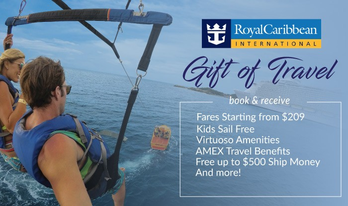 Gift a Royal Caribbean Cruise!