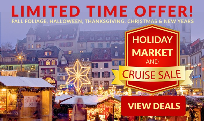 Holiday Markets & Cruise Event