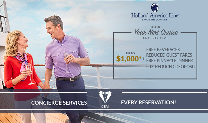 Holland America Inventory Reduction & Liquidation Sale