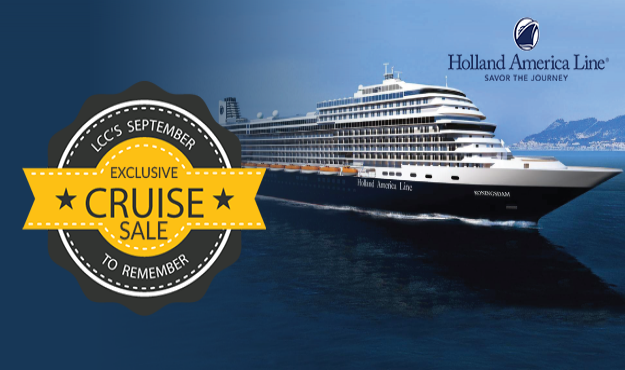 Holland America September to Remember Cruise Sale