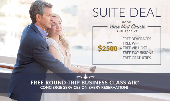 LUXURY MADE EASY - SUITE DEAL!