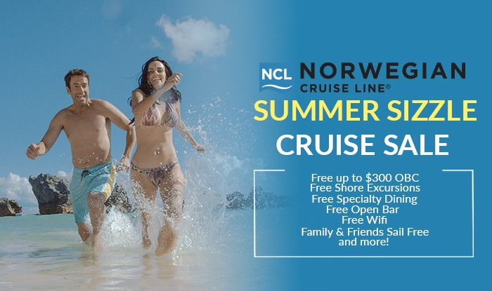 Norwegian Cruise Lines - *Summer Sizzle