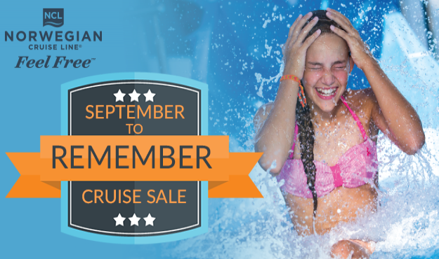 Norwegian September to Remember Cruise Sale