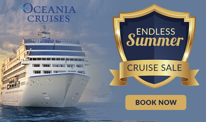 OCEANIA CRUISE ENDLESS SUMMER SALE
