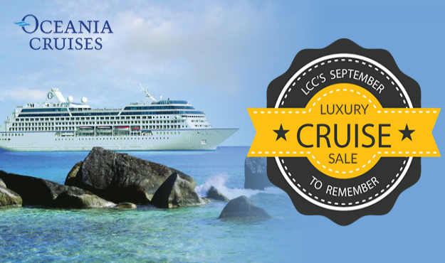 Oceania Cruises September to Remember