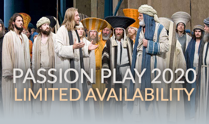Passion Play 2020 Cruise Sale