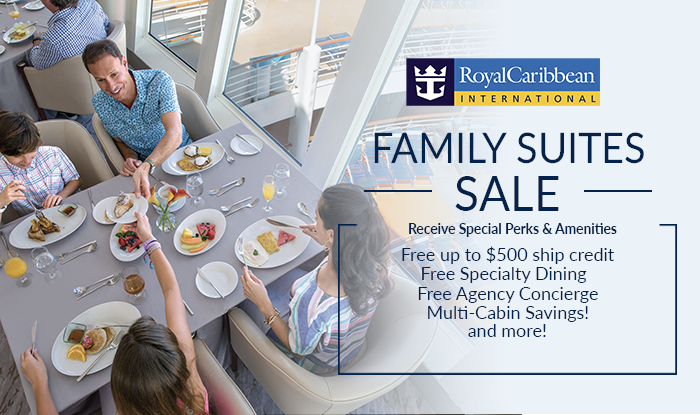 Royal Caribbean Family Suite Deal
