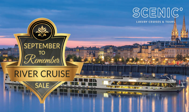 Scenic Cruises September to Remember Cruise Sale