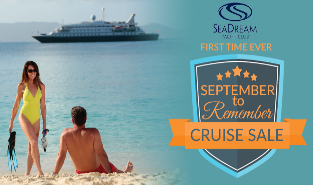 SeaDreams September to Remember Cruise Sale
