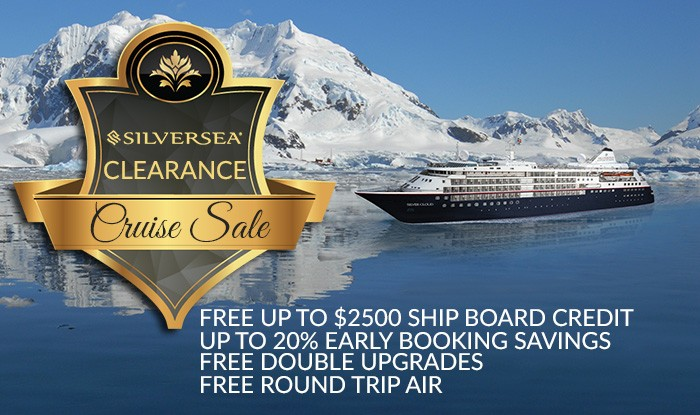 Silversea Clearance Cruise Sale