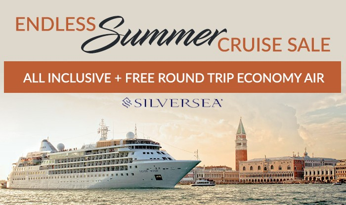 Silversea Endless Summer Cruise Sale