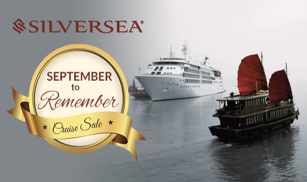 Silversea September to Remember Cruise Sale