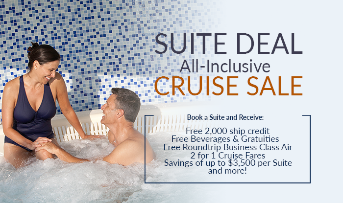 Suite Deal Cruise Sale