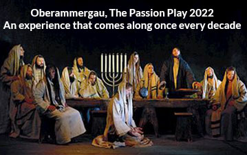 The Passion Play in Oberammergau