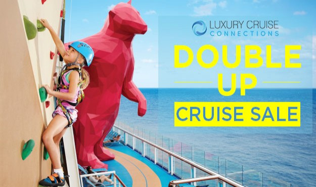 UNBELIEVABLE! Double Amenities and perks on an all 2016 & 2017 itineraries