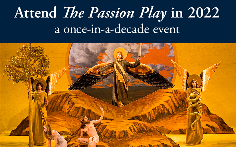 Viking  Book now to see The Passion Play in 2022