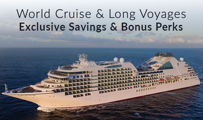 Long Voyages Savings & Thousands in Bonus Perks