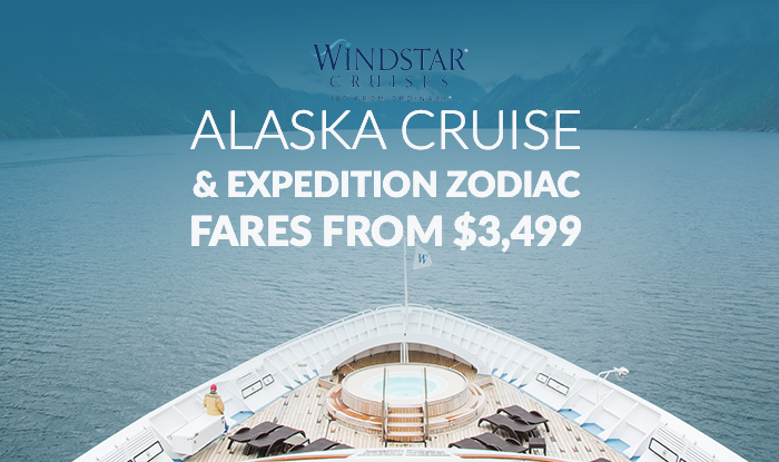 Windstar Cruises - Amazing Book Now Gifts on all Sailings