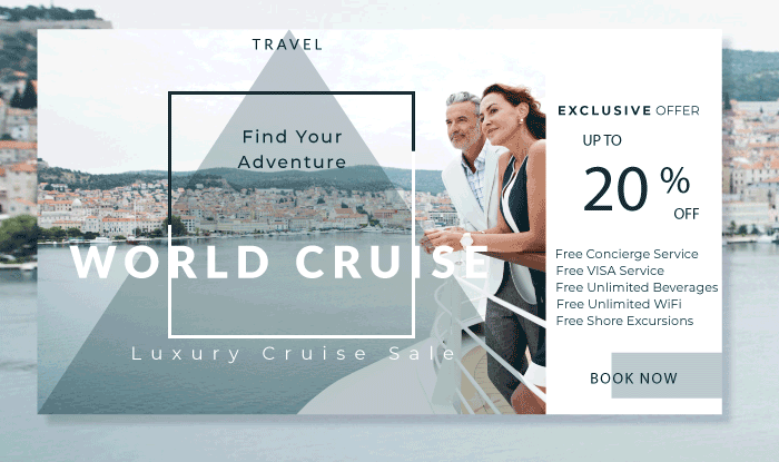 Regent Seven Seas Cruises * - World Cruise Sale